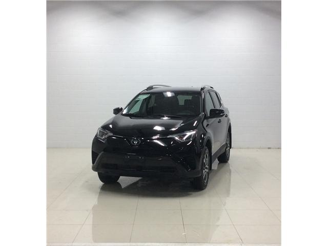 2017 Toyota RAV4 LE (Stk: M18118B) in Sault Ste. Marie - Image 1 of 14