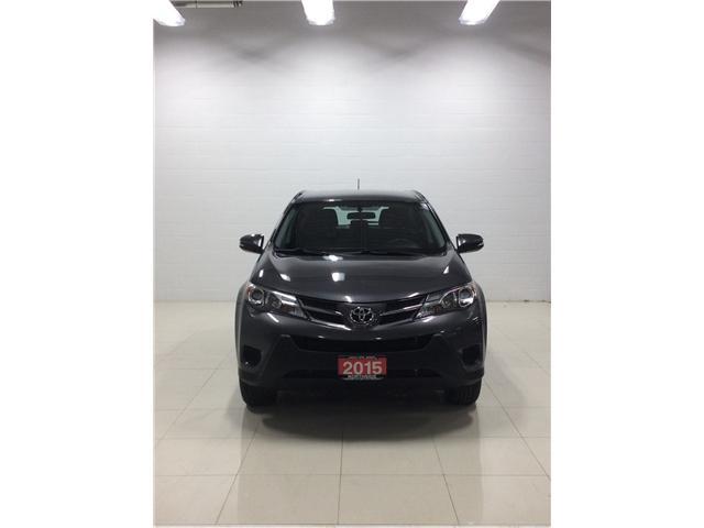 2015 Toyota RAV4 LE (Stk: M18184B) in Sault Ste. Marie - Image 2 of 15
