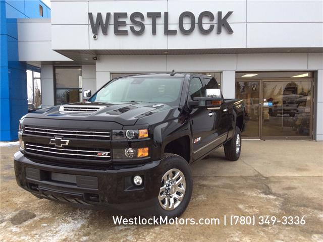 2019 Chevrolet Silverado 3500HD LTZ (Stk: 19T74) in Westlock - Image 1 of 27