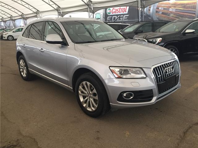 2017 Audi Q5 2.0T Progressiv (Stk: 170437) in AIRDRIE - Image 1 of 24