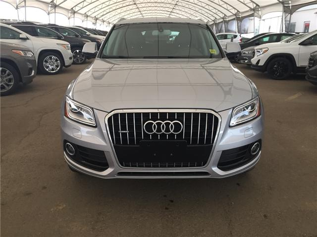 2017 Audi Q5 2.0T Progressiv (Stk: 170437) in AIRDRIE - Image 2 of 24