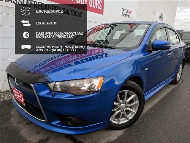 2015 Mitsubishi Lancer ES JA32U2FU8FU600901 B11593 in North Cranbrook