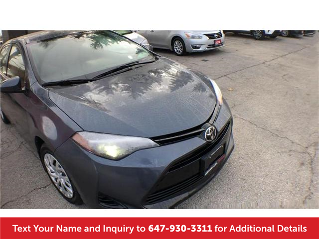 2017 Toyota Corolla LE (Stk: 19848) in Mississauga - Image 2 of 18