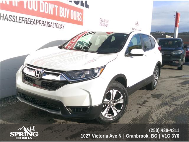 2019 Honda CR-V LX (Stk: H03011) in North Cranbrook - Image 1 of 6