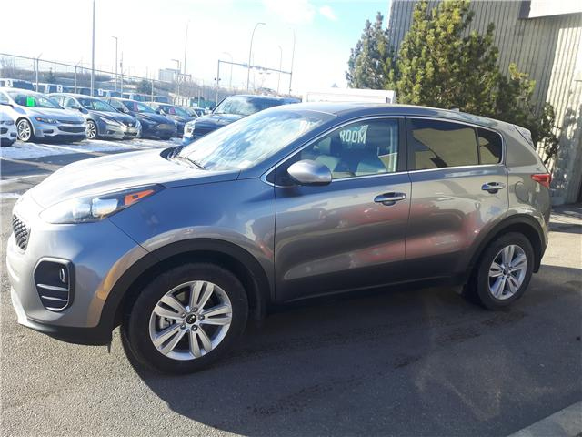 2019 Kia Sportage LX (Stk: 8FT6222A) in Calgary - Image 2 of 12