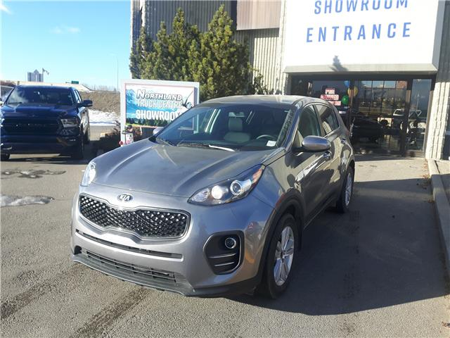2019 Kia Sportage LX (Stk: 8FT6222A) in Calgary - Image 1 of 12