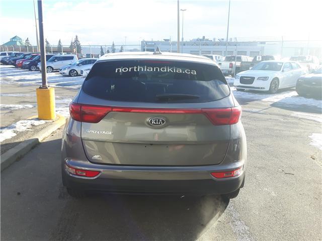 2019 Kia Sportage LX (Stk: 8FT6222A) in Calgary - Image 4 of 12