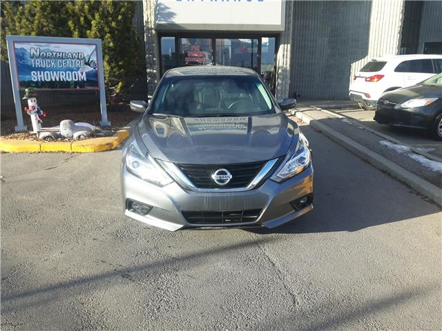 2017 Nissan Altima 2.5 SV (Stk: 8PT2521AA) in Calgary - Image 2 of 11
