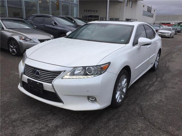2015 Lexus ES 300h Base (Stk: 082287T) in Brampton - Image 1 of 12