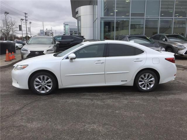 2015 Lexus ES 300h Base (Stk: 082287T) in Brampton - Image 4 of 12