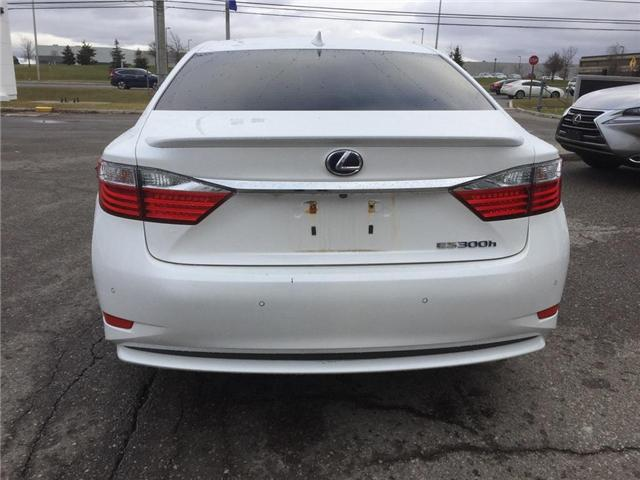 2015 Lexus ES 300h Base (Stk: 082287T) in Brampton - Image 6 of 12