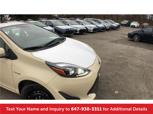 2019 Toyota Prius C Upgrade Package (Stk: K4316) in Mississauga - Image 2 of 18