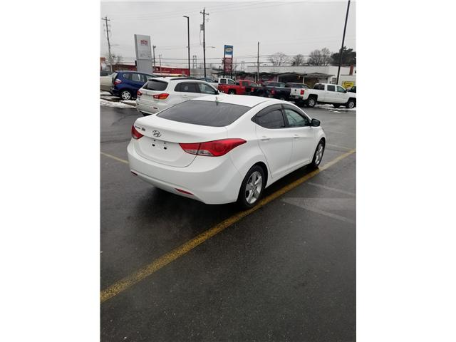 2013 Hyundai Elantra GLS M/T (Stk: p18-252a) in Dartmouth - Image 2 of 9
