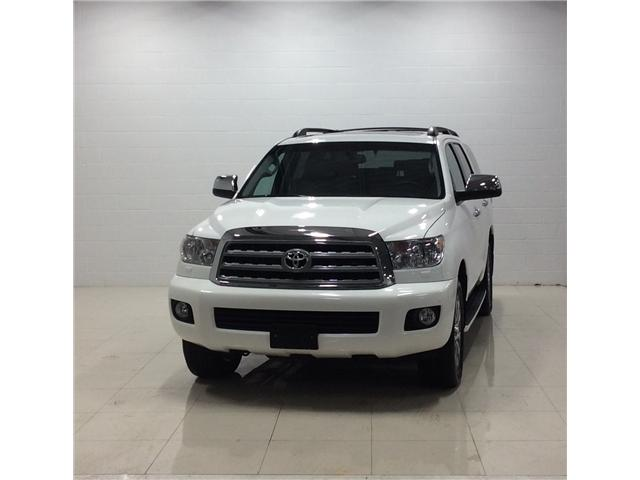 2016 Toyota Sequoia Limited 5.7L V8 (Stk: P5130) in Sault Ste. Marie - Image 1 of 16