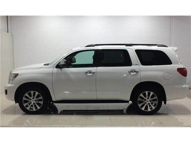 2016 Toyota Sequoia Limited 5.7L V8 (Stk: P5130) in Sault Ste. Marie - Image 3 of 16
