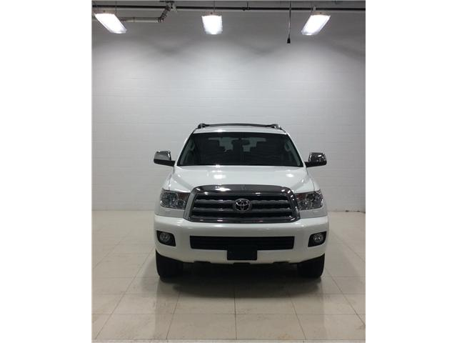2016 Toyota Sequoia Limited 5.7L V8 (Stk: P5130) in Sault Ste. Marie - Image 2 of 16