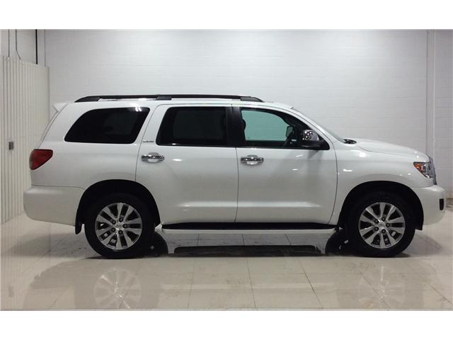 2016 Toyota Sequoia Limited 5.7L V8 (Stk: P5130) in Sault Ste. Marie - Image 5 of 16