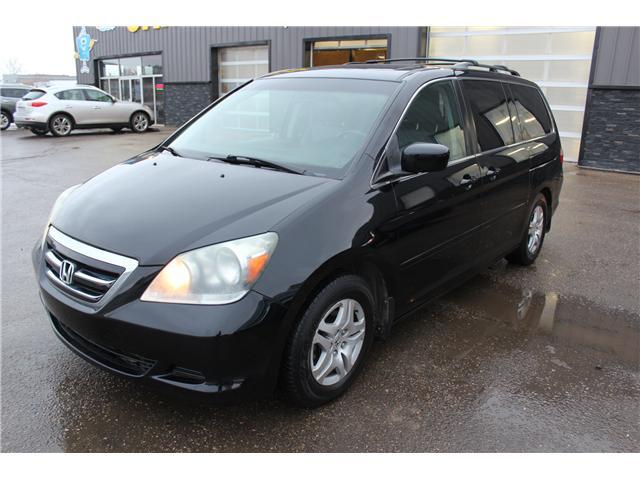 2007 Honda Odyssey EX-L (Stk: P1571) in Regina - Image 1 of 20