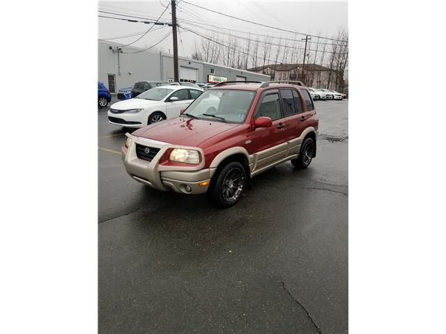 2002 Suzuki Grand Vitara Limited 4WD (Stk: p18-170) in Dartmouth - Image 1 of 10