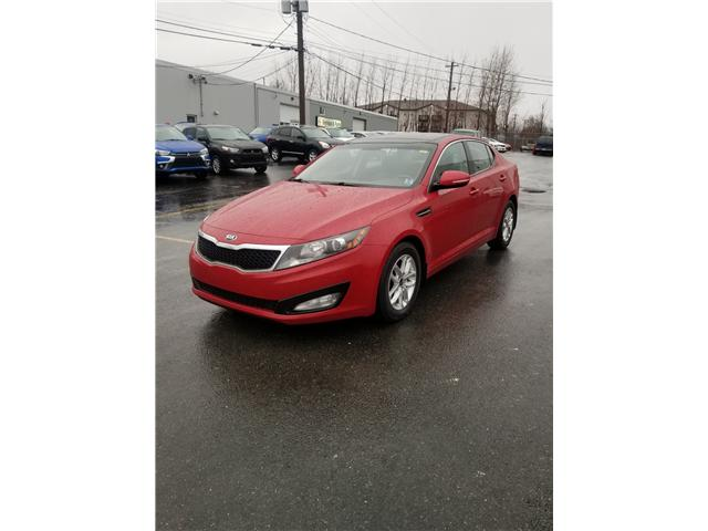 2013 Kia Optima LX AT (Stk: p18-163a) in Dartmouth - Image 1 of 13