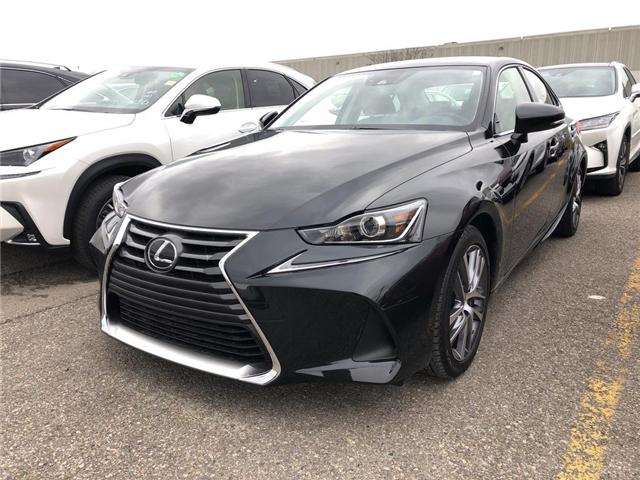2019 Lexus IS 300 Base (Stk: 85060) in Brampton - Image 1 of 5