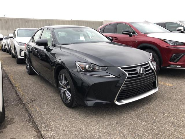 2019 Lexus IS 300 Base (Stk: 85060) in Brampton - Image 3 of 5