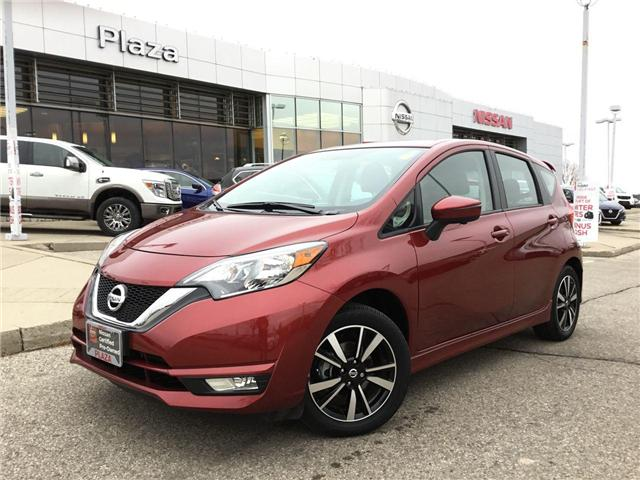 2018 Nissan Versa Note 1.6 SR (Stk: T7666) in Hamilton - Image 1 of 26