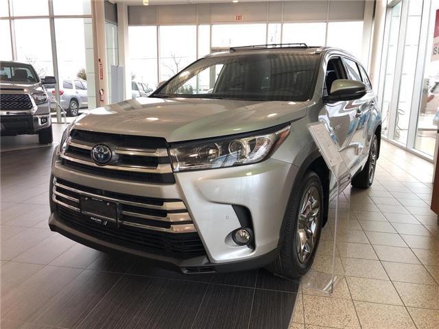 2018 Toyota Highlander Hybrid Limited (Stk: 51869) in Brampton - Image 1 of 4