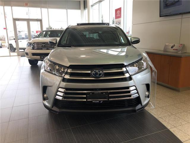 2018 Toyota Highlander Hybrid Limited (Stk: 51869) in Brampton - Image 2 of 4