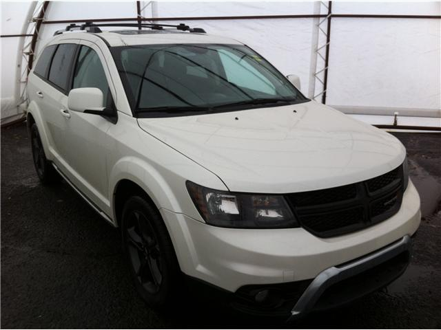 2018 Dodge Journey Crossroad (Stk: R8264A) in Ottawa - Image 1 of 24