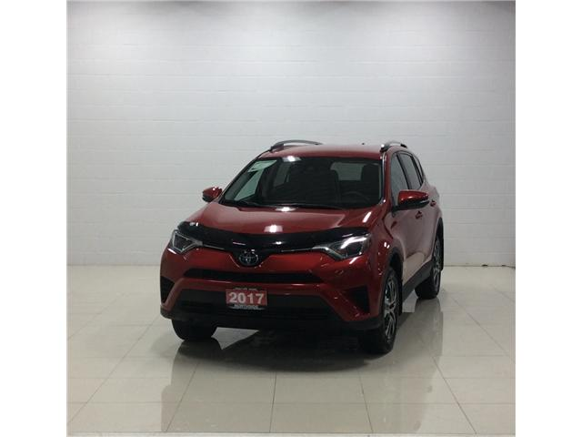 2017 Toyota RAV4 LE (Stk: P5136) in Sault Ste. Marie - Image 1 of 13