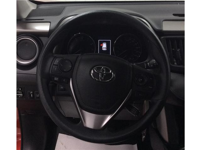 2017 Toyota RAV4 LE (Stk: P5136) in Sault Ste. Marie - Image 9 of 13