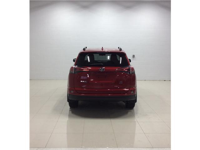 2017 Toyota RAV4 LE (Stk: P5136) in Sault Ste. Marie - Image 4 of 13