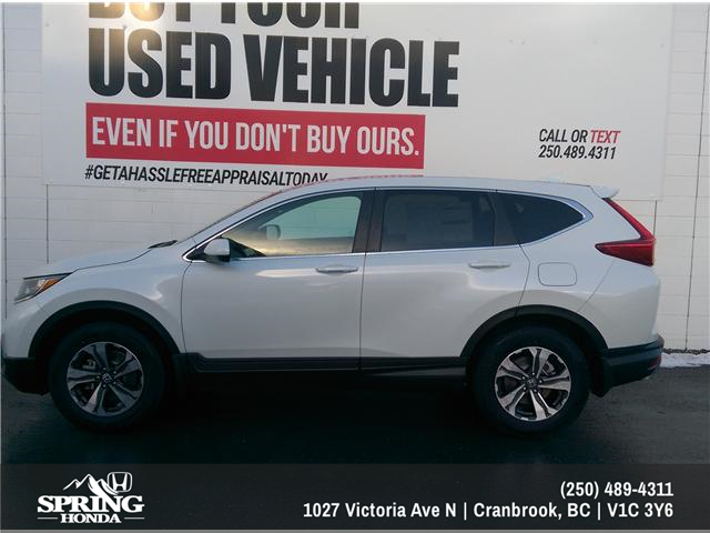 2019 Honda CR-V LX (Stk: H03003) in North Cranbrook - Image 2 of 6