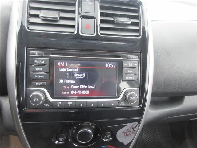 2016 Nissan Versa Note 1.6 SV (Stk: 5372) in Okotoks - Image 10 of 20