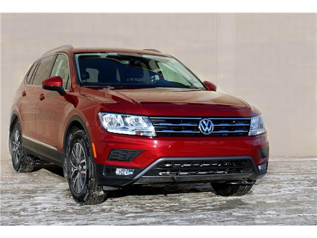 2019 Volkswagen Tiguan Comfortline (Stk: 69166) in Saskatoon - Image 1 of 21