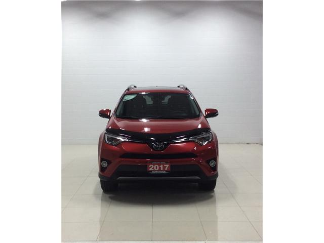 2017 Toyota RAV4 Limited (Stk: P5067A) in Sault Ste. Marie - Image 2 of 16