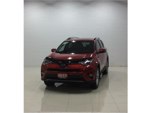 2017 Toyota RAV4 Limited (Stk: P5067A) in Sault Ste. Marie - Image 1 of 16