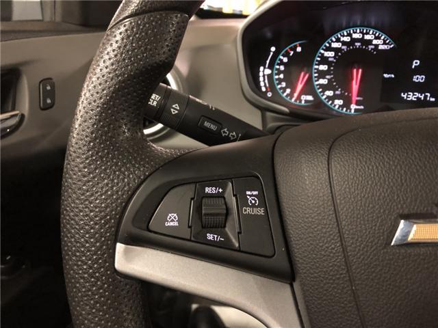 2017 Chevrolet Sonic LT Auto (Stk: WE182) in Edmonton - Image 16 of 22