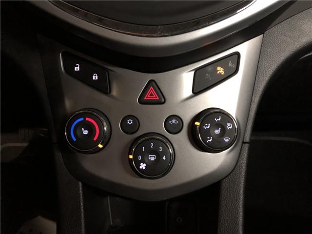 2017 Chevrolet Sonic LT Auto (Stk: WE182) in Edmonton - Image 20 of 22