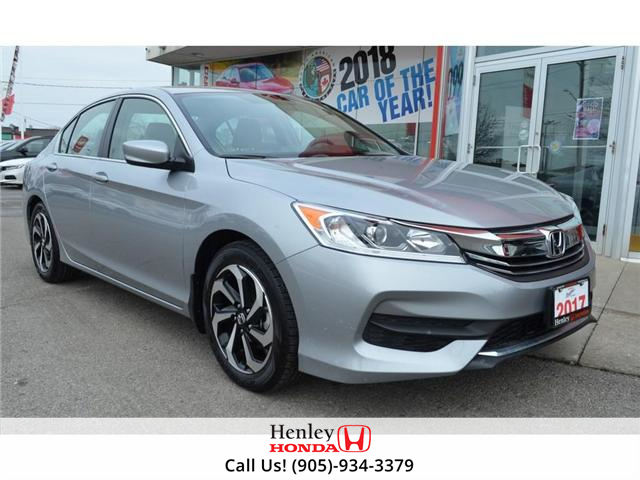 2017 Honda Accord LX 2000 kms! (Stk: B0801) in St. Catharines - Image 2 of 29