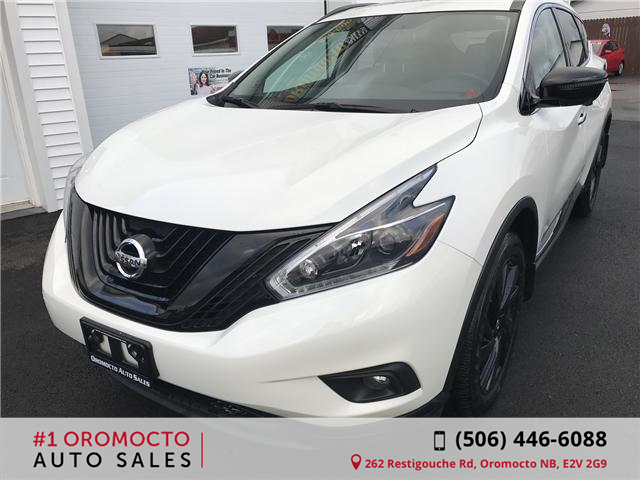 2018 Nissan Murano Midnight Edition (Stk: 340) in Oromocto - Image 2 of 20