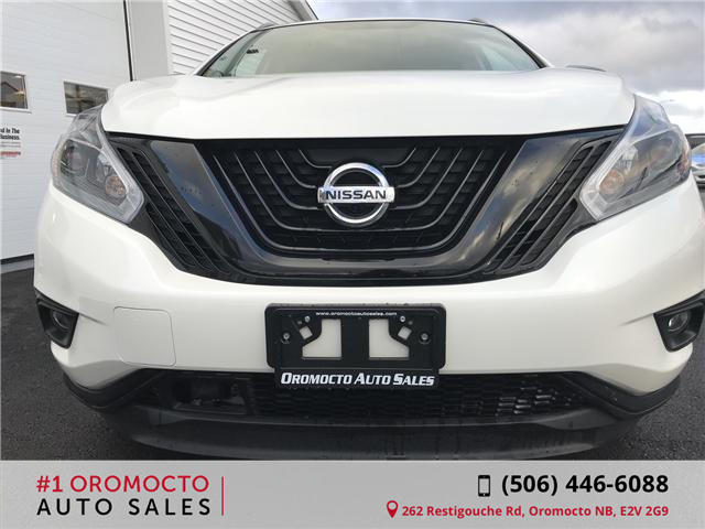 2018 Nissan Murano Midnight Edition (Stk: 340) in Oromocto - Image 3 of 20