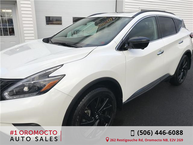 2018 Nissan Murano Midnight Edition (Stk: 340) in Oromocto - Image 6 of 20