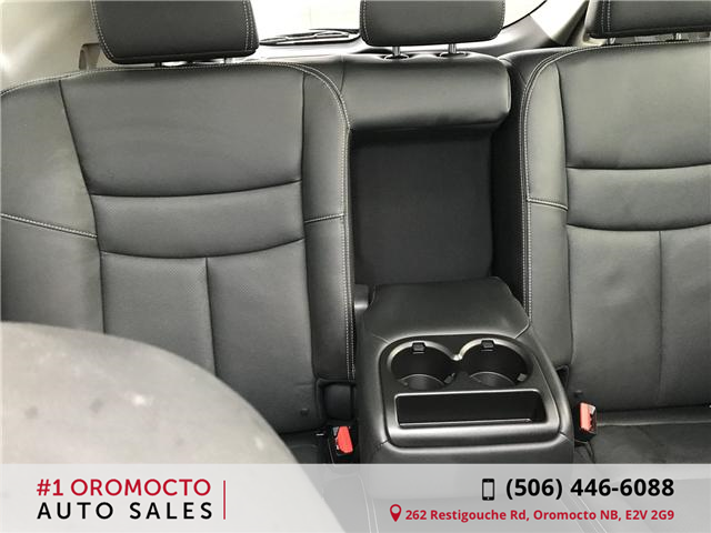 2018 Nissan Murano Midnight Edition (Stk: 340) in Oromocto - Image 20 of 20