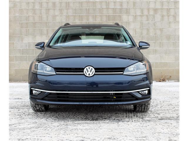 2018 Volkswagen Golf SportWagen 1.8 TSI Comfortline (Stk: 68598) in Saskatoon - Image 2 of 7
