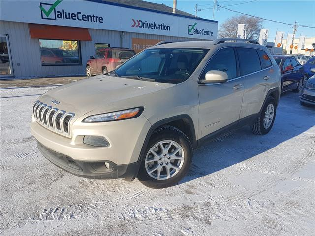 2015 Jeep Cherokee North 1C4PJMCB9FW715817 A2602 in Saskatoon