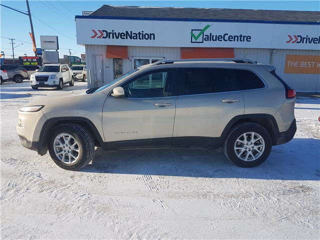 2015 Jeep Cherokee North (Stk: A2602) in Saskatoon - Image 2 of 21