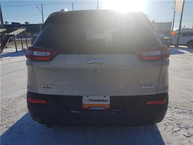 2015 Jeep Cherokee North (Stk: A2602) in Saskatoon - Image 4 of 21
