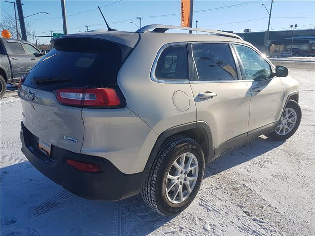 2015 Jeep Cherokee North (Stk: A2602) in Saskatoon - Image 6 of 21
